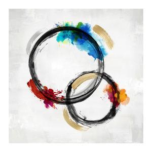 Circle Motion II by Natalie Harris