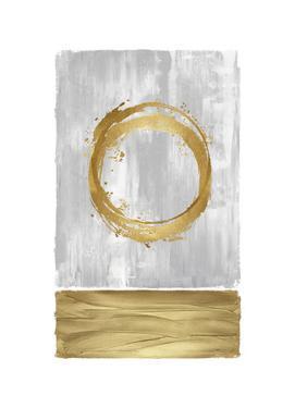 Inward Gold II by Natalie Harris