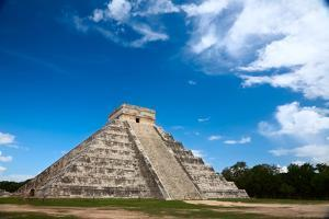 Chichen Itza, Mexico, One of the New Seven Wonders of the World by Nataliya Hora