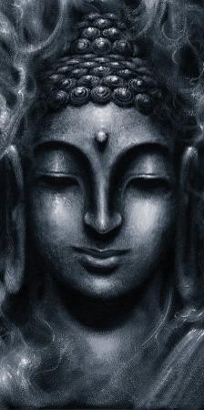 Shiva in Blue