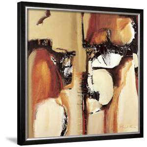 Abstract I by Natasha Barnes