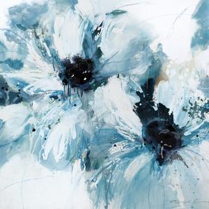Blue Crush I by Natasha Barnes