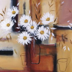 Daisy Impressions II by Natasha Barnes