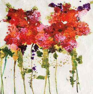 Dandy Flowers II by Natasha Barnes