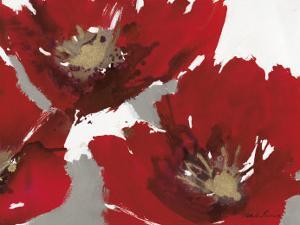 Red Poppy Forrest II by Natasha Barnes