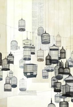 Birdcages 1 by Natasha Marie