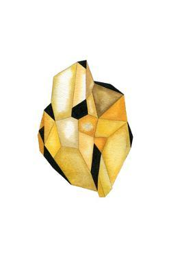 Faceted Gem D by Natasha Marie