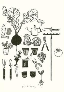 Gardening by Natasha Marie