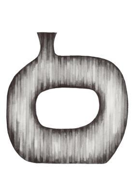 Gradient Curves 1 by Natasha Marie