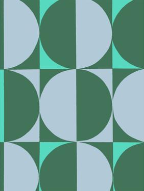Monochrome Patterns 5 in Multi by Natasha Marie