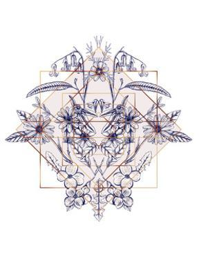 Prairie Geometry 3 by Natasha Marie