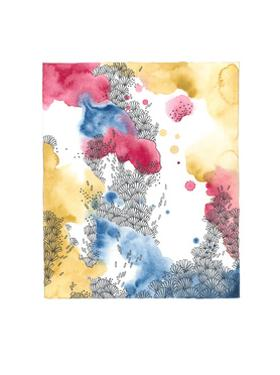 Watercolor Mix 3 by Natasha Marie