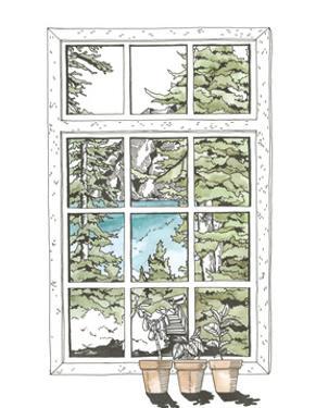 Window View no.1 by Natasha Marie