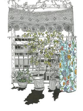Window View no.3 by Natasha Marie
