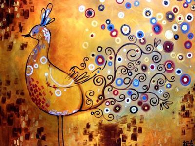 Peacock by Natasha Wescoat