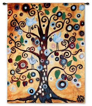 Untitled From The Tree Of Life by Natasha Wescoat