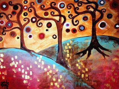 Windy Forest by Natasha Wescoat