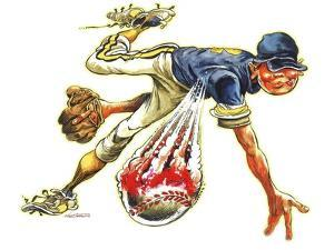 Baseball by Nate Owens