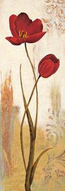 Panneau Tulipe by Nathalie Besson