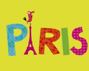 Paris Perroquet by Nathalie Choux