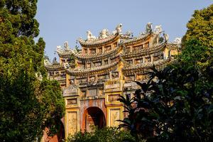 Chuong Duc Gate, Forbidden City in Heart of Imperial City by Nathalie Cuvelier