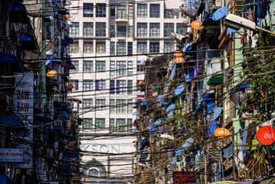 Old City, Yangon (Rangoon), Myanmar (Burma), Asia by Nathalie Cuvelier