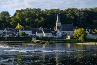 Savonnieres along the Cher River, Indre et Loire, Touraine, Loire Valley, France, Europe by Nathalie Cuvelier