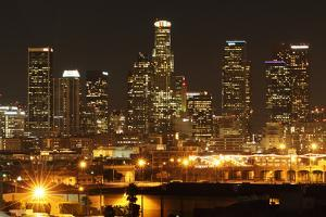 Downtown Los Angeles by Nathan B. Niyomtham