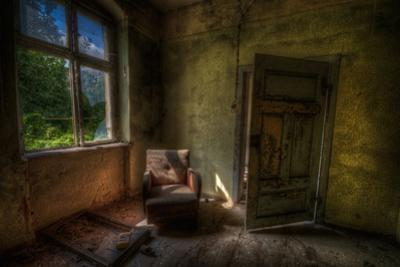 Abandoned Room by Nathan Wright