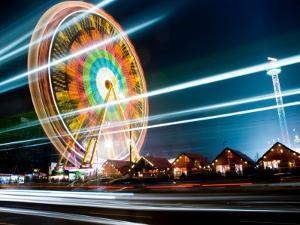 Big Wheel by Nathan Wright