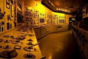 Control Station in Power Station by Nathan Wright