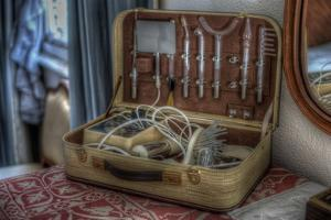 Electrical Treatment Case by Nathan Wright