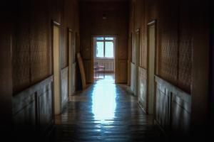 Empty Corridor by Nathan Wright