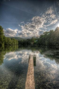 Haunted Lake by Nathan Wright