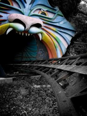 In to Colour Ride by Nathan Wright
