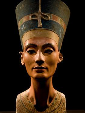 Nefertiti by Nathan Wright