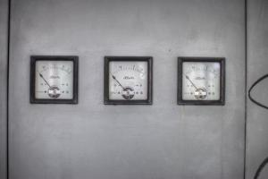Old Dials by Nathan Wright