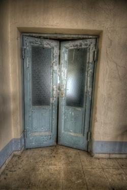 Old Doors by Nathan Wright