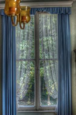 Old Fashioned Window by Nathan Wright