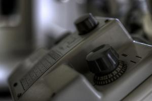 Old Medical Equipment by Nathan Wright