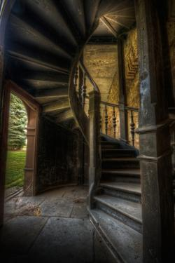 Spiral Staircase by Nathan Wright