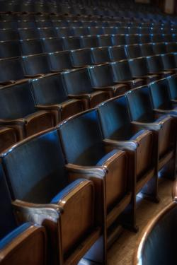 Theatre Seating by Nathan Wright