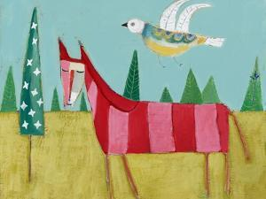 Candyland Horse by Nathaniel Mather