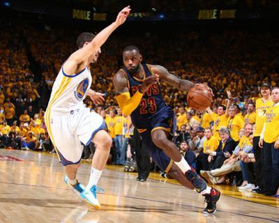 2015 NBA Finals - Game Five by Nathaniel S Butler
