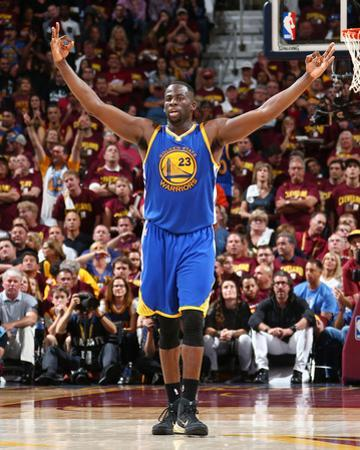 2015 NBA Finals - Game Six by Nathaniel S Butler