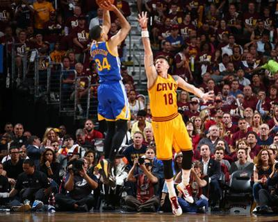 2015 NBA Finals - Game Three by Nathaniel S Butler
