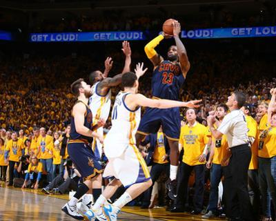 2015 NBA Finals - Game Two by Nathaniel S Butler