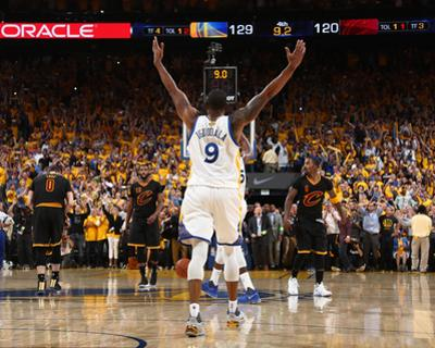 2017 NBA Finals - Game Five by Nathaniel S Butler