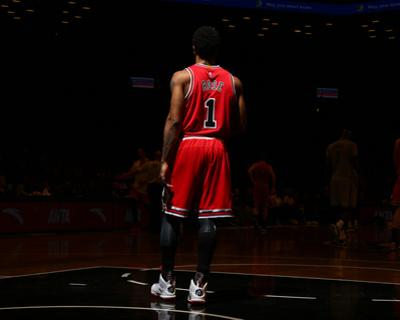 Chicago Bulls v Brooklyn Nets by Nathaniel S Butler
