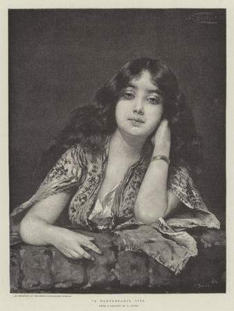 A Montenegrin Girl